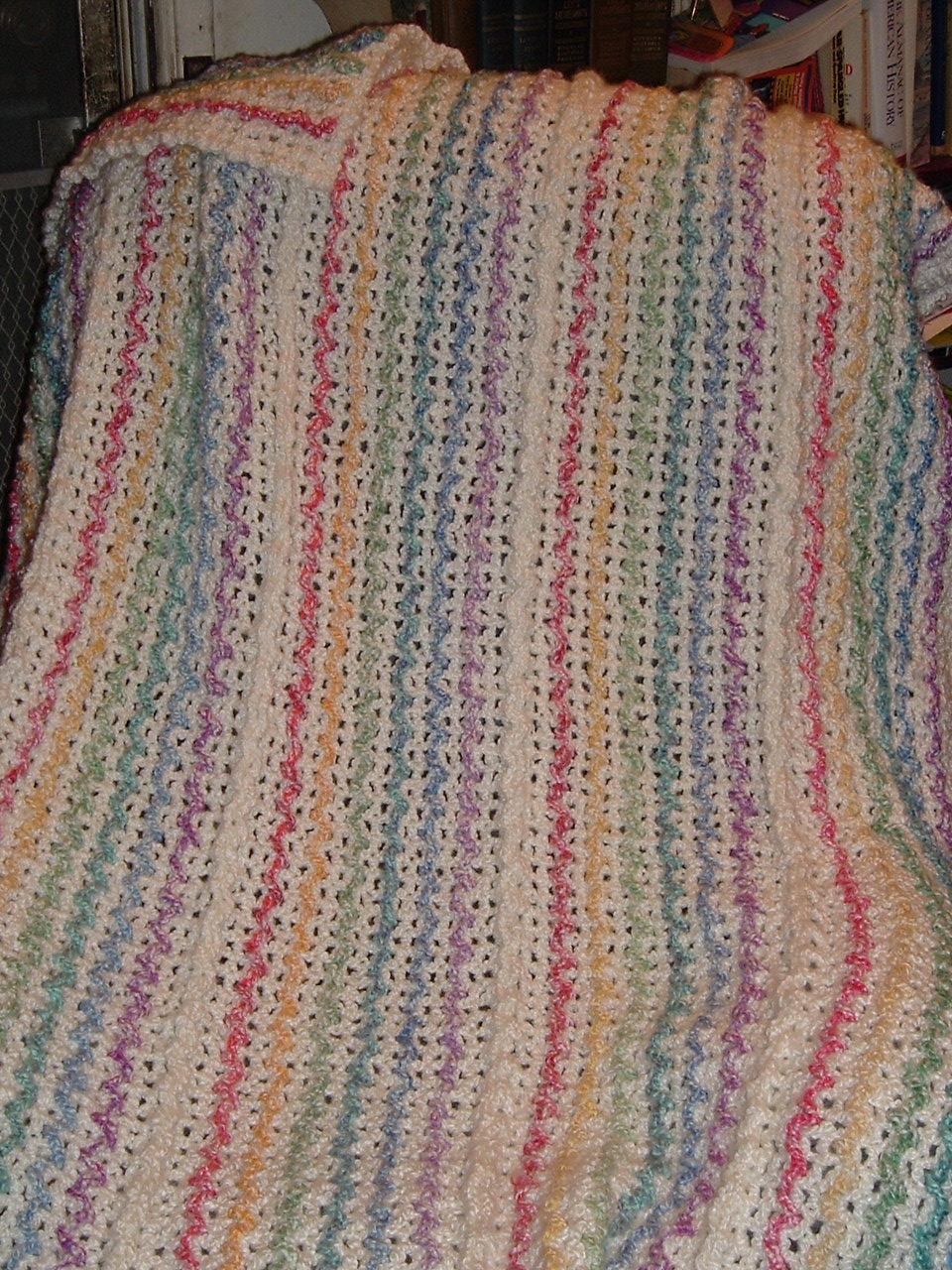 CrochetWeaveAfghan